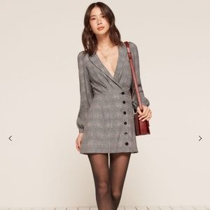 Reformation Woodbury dress